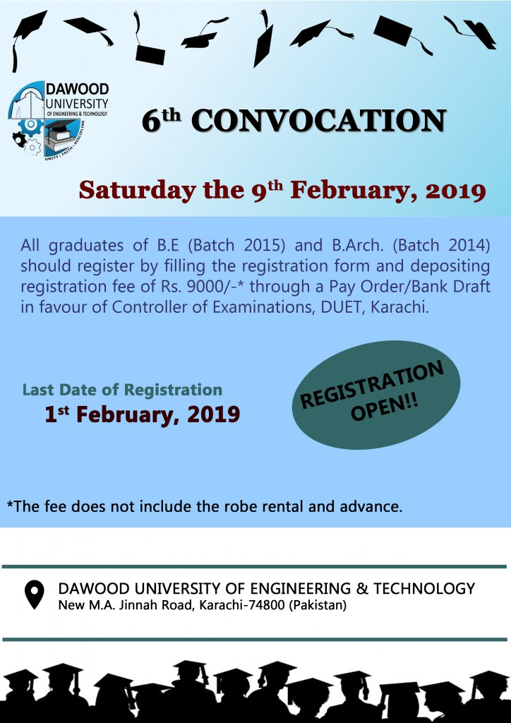 flyer 2 convocation